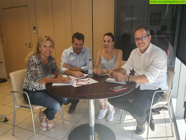 El equipo de gobierno de Santa Cruz de La Palma avanza en los trámites para la apertura de la escuela infantil