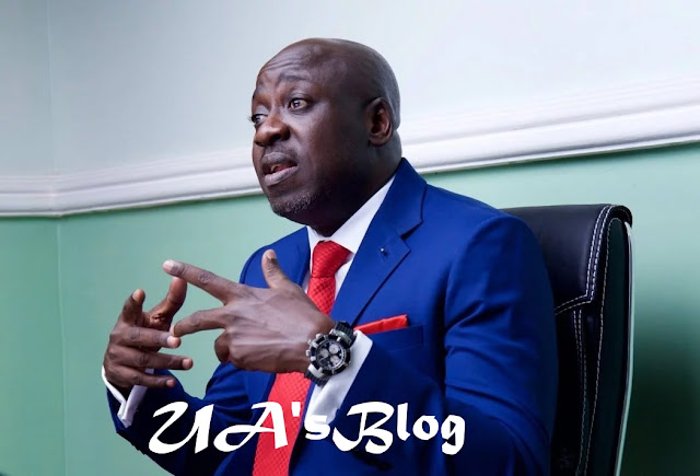 BREAKING: APC spokesman, Bolaji Abdullahi confirms exit from party