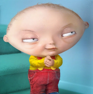Stewie Griffin de Family Guy
