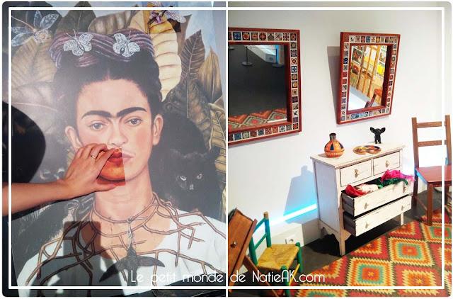 Frida Khalo au musée en Herbes