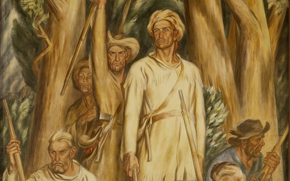 daniel boone research paper Today in history–june 7–the library of congress features daniel boone, who laid eyes on the woodlands of modern-day kentucky on this day in 1769.