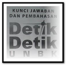 Kunci Jawaban Soal Detik Detik SMP 2018/2019