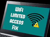 CARA AMPUH ATASI WIFI LIMITED ACCESS DI WINDOWS DAN ANDROID