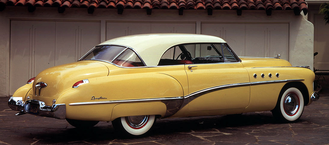 Just A Car Guy: in 1949 Buick introduced \
