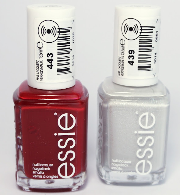 Essie - Party On A Platform  Essie - Go With The Flowy