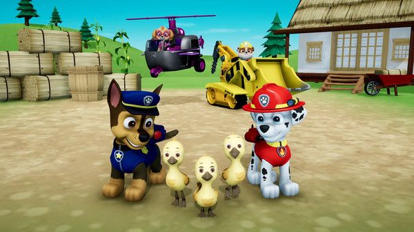 Paw Patrol: On A Roll! PC Full Español