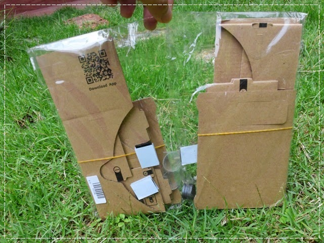 ราคา google cardboard