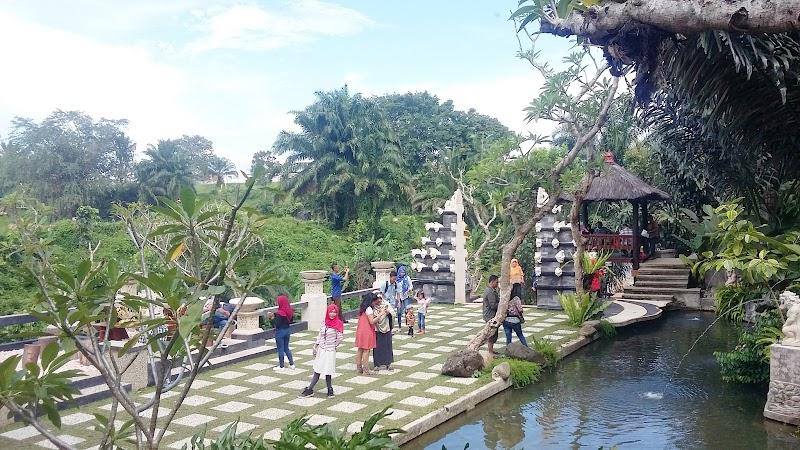 T-Garden Medan,Resort and Ranch Instagramable ala Bali
