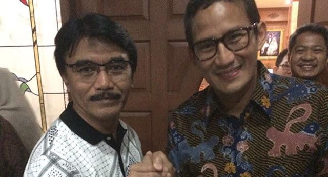 Batal Nyalon, Adhyaksa Dault: Saya Dukung Sandiaga Uno Jadi Gubernur DKI Jakarta