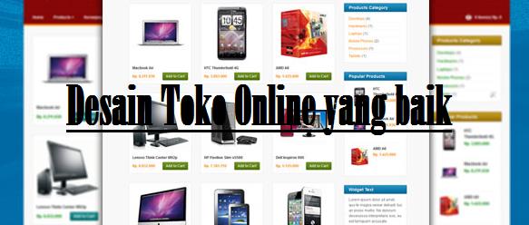 desain%2Btoko%2Bonline Desain Toko Online yang baik bisa mendatangkan lebih banyak pembeli