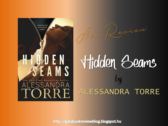 ARC Review for Hidden Seams by Alessandra Torre