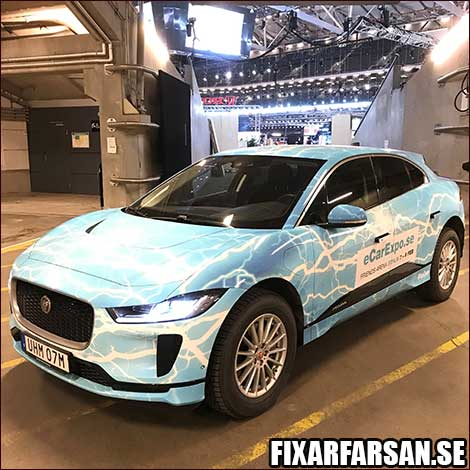 Jaguar-IPace-Elbil