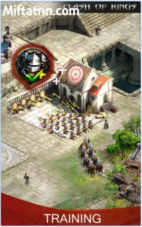 Game Strategi Perang Android Terbaik Clash of Kings APK