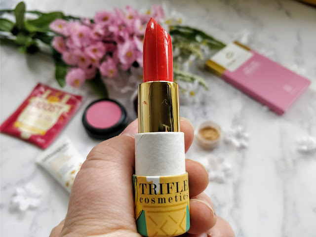 Trifle Cosmetics Lip Parfait Summer Cone