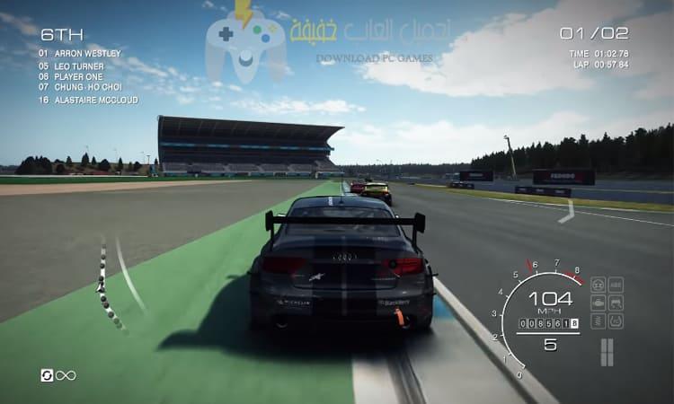 تحميل GRID Autosport للكمبيوتر والاندرويد