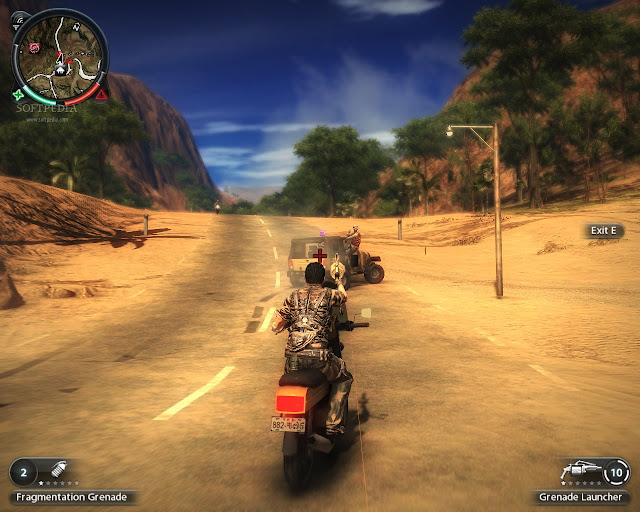 ReddSoft | Download Just Cause 2 Repack Full Free 1.3 GB