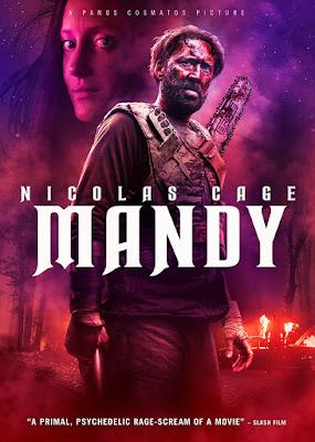 Mandy 2018 Dvd
