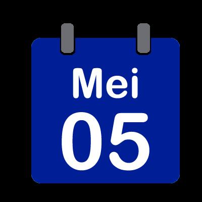 5 MEI 2018