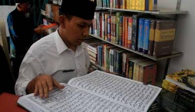 Enam Surat Al-Qur'an Raib, MUI Bersama Kemenag dan Polisi Sisir Sejumlah Toko Buku di Madiun