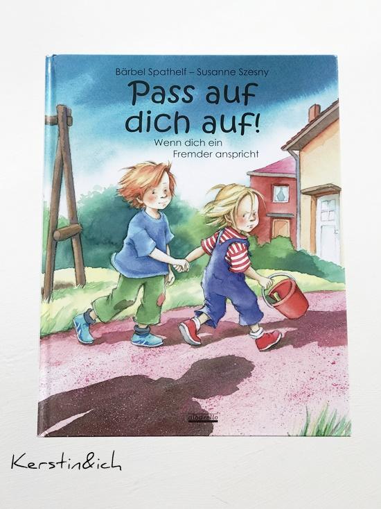 Buch Kinder Pass auf dich auf!