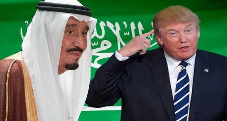 السعودية تعيش أياما صعبة مع دونالد ترامب، و السبب صادم