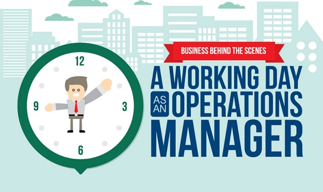 A Working Day As An Operations Manager