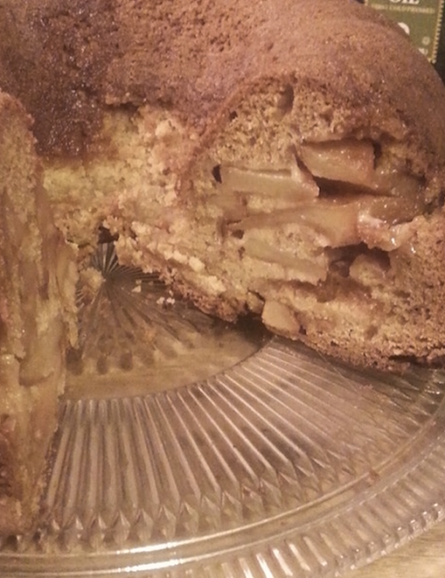Palm Beach Personal Chef -  Mrs. Cheney's McIntosh Cake Recipe
