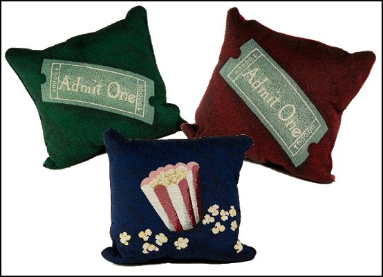 Home Theater throw blankets  Movie themed bedrooms - home theater design ideas - Hollywood style decor - movie decor -  Film decor - home cinema decor - movie theater decor - Home Theater Curtains - cabinet knobs movie theater - movie themed decorating ideas - movie props - designing a home theater room -  decorating home theater ideas -