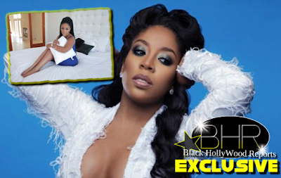 "K Michelle releases New SIngle ""Ain't You """