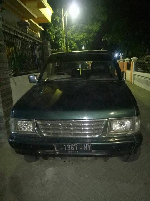 Isuzu Panther bekas tahun 1996