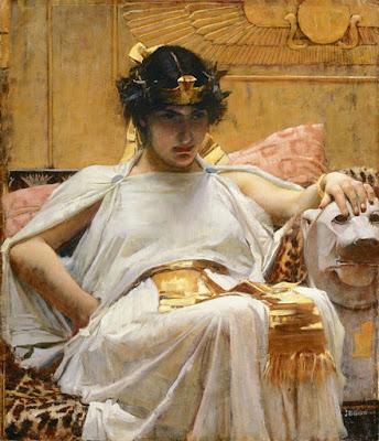 Stacy Schiff, Kleopatra, Okres ochronny na czarownice, Carmaniola