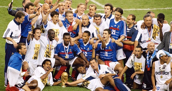 Pháp vô địch WC 2018