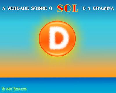 A verdade sobre o sol e a vitamina D