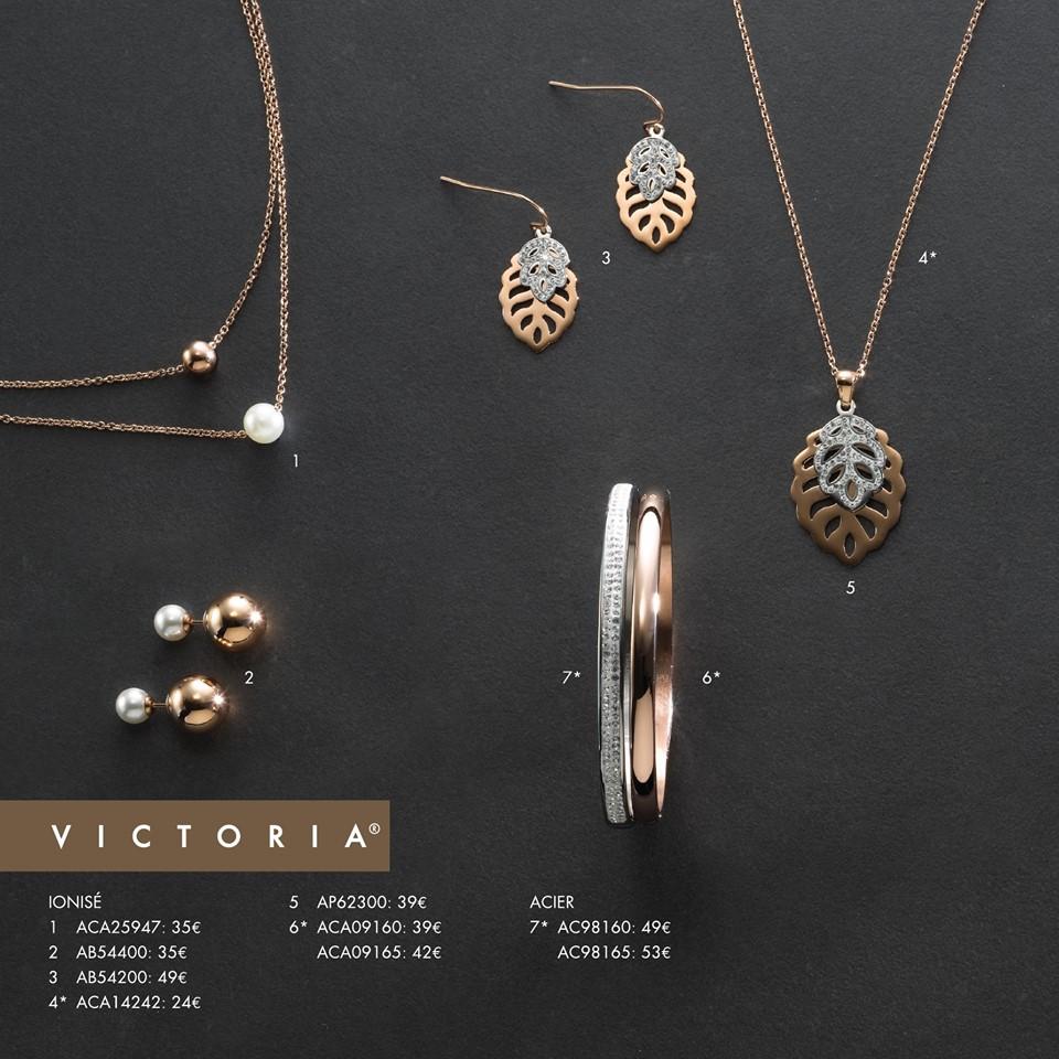 bijoux victoria catalogue 2017 prix. Black Bedroom Furniture Sets. Home Design Ideas