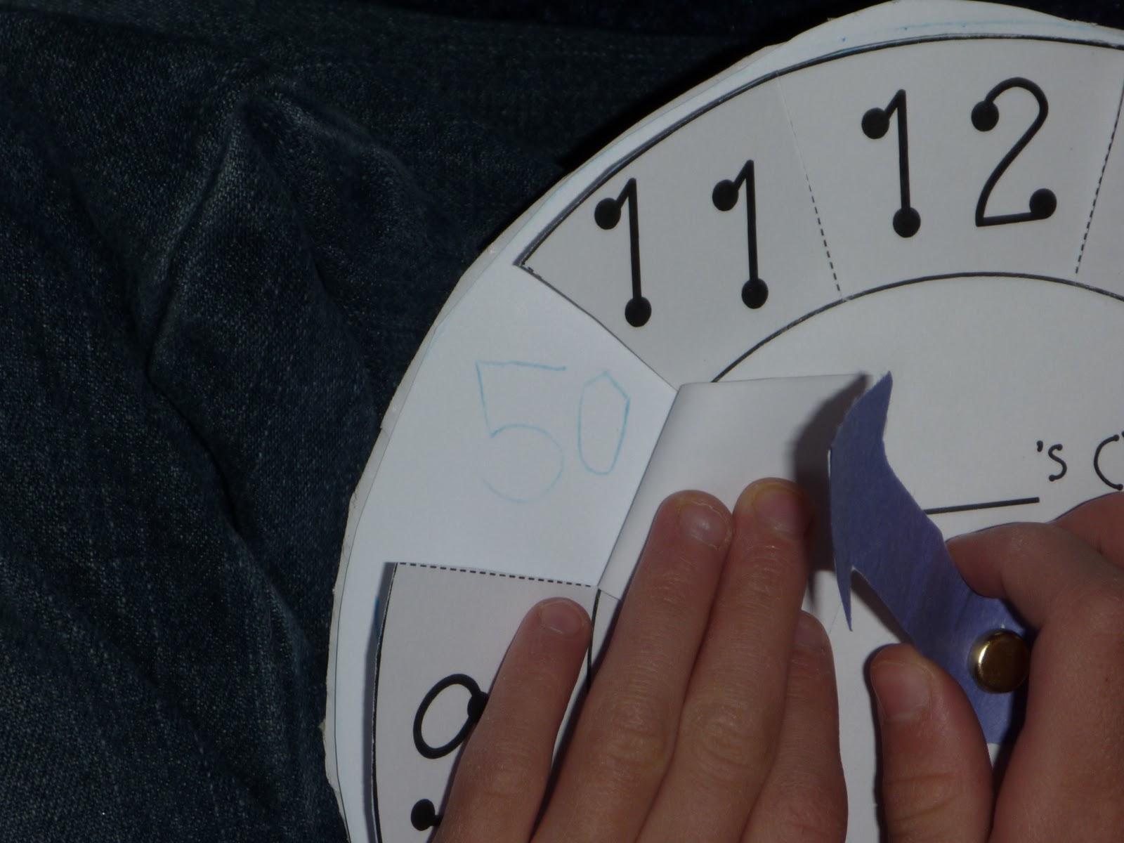 2nd Grade Math: Clock Work \u0026 Other Math Work - Homeschool Den [ 1200 x 1600 Pixel ]