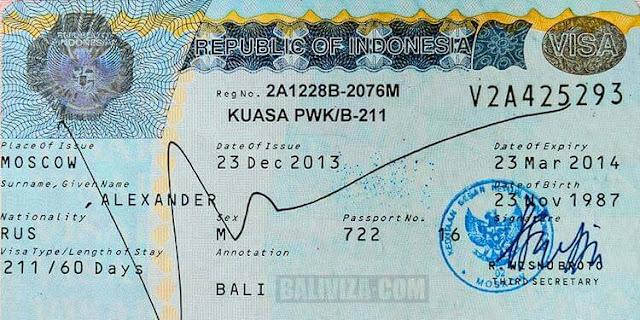 Jenis-Jenis Visa Berikut Kegunaannya