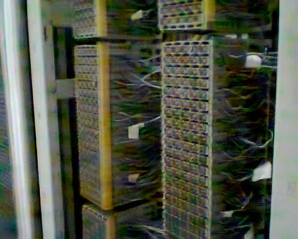 Bekerja Di Ruangan MDF, Menginput Data Rekapan GGN Fiber Optik, Dan Memasang Usee TV - Gateway Ilmu