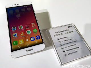 ASUS ZenFone Pegasus 3 Unveiled; Affordable Metal Unibody Smartphone