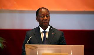 رئيس ساحل العاج: من حقي الترشح لمدة رئاسية ثالثة