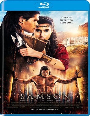 Samson (2018) English 720p BluRay