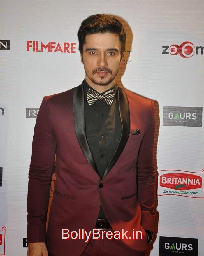 Darshan Kumaar, 60th Britannia Filmfare Awards pre-awards Party 2015 Red Carpet Pics