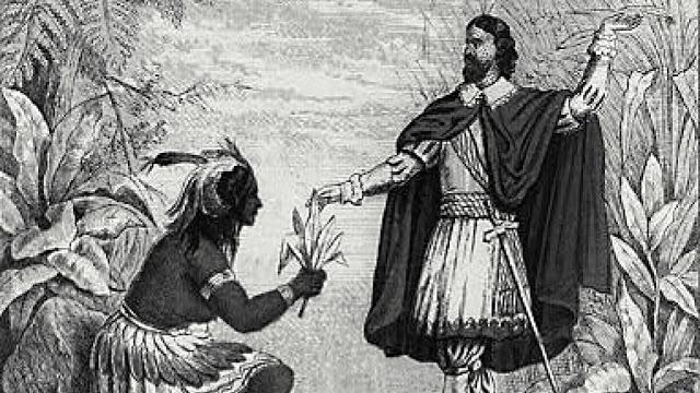 Ροδρίγο δε Χέρεθ: Ο πρώτος Ευρωπαίος καπνιστής – Ανοπαία ατραπός