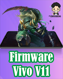 Firmware Vivo V11 PD1813