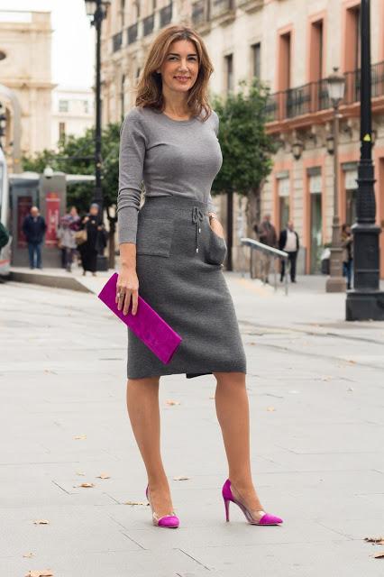 Blog zapatos y mujer c mo combinamos los zapatos y carteras de invitada con la ropa de calle - Zapatos nuria cobo ...