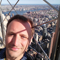 Seb's New York TO DO LIST : tomarme un selfie desde el Empire State Building