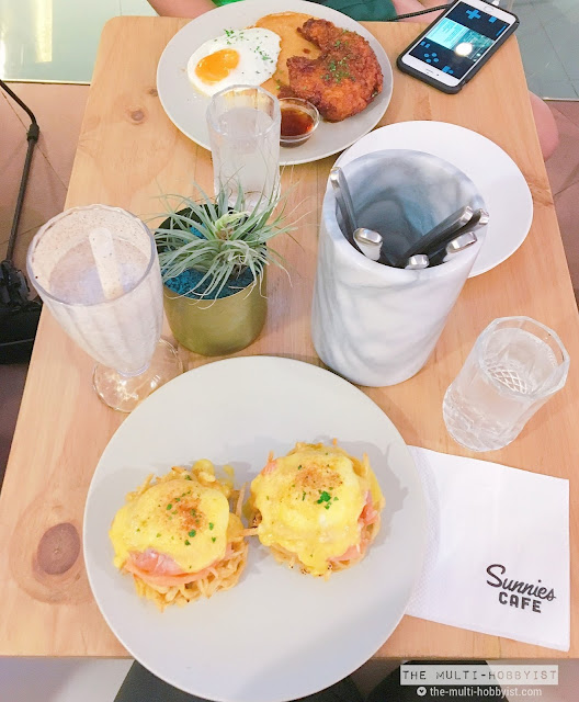 Sunnies Cafe at SM Megamall
