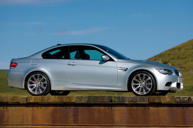 Top Gear: 2008 BMW M3 Coupe