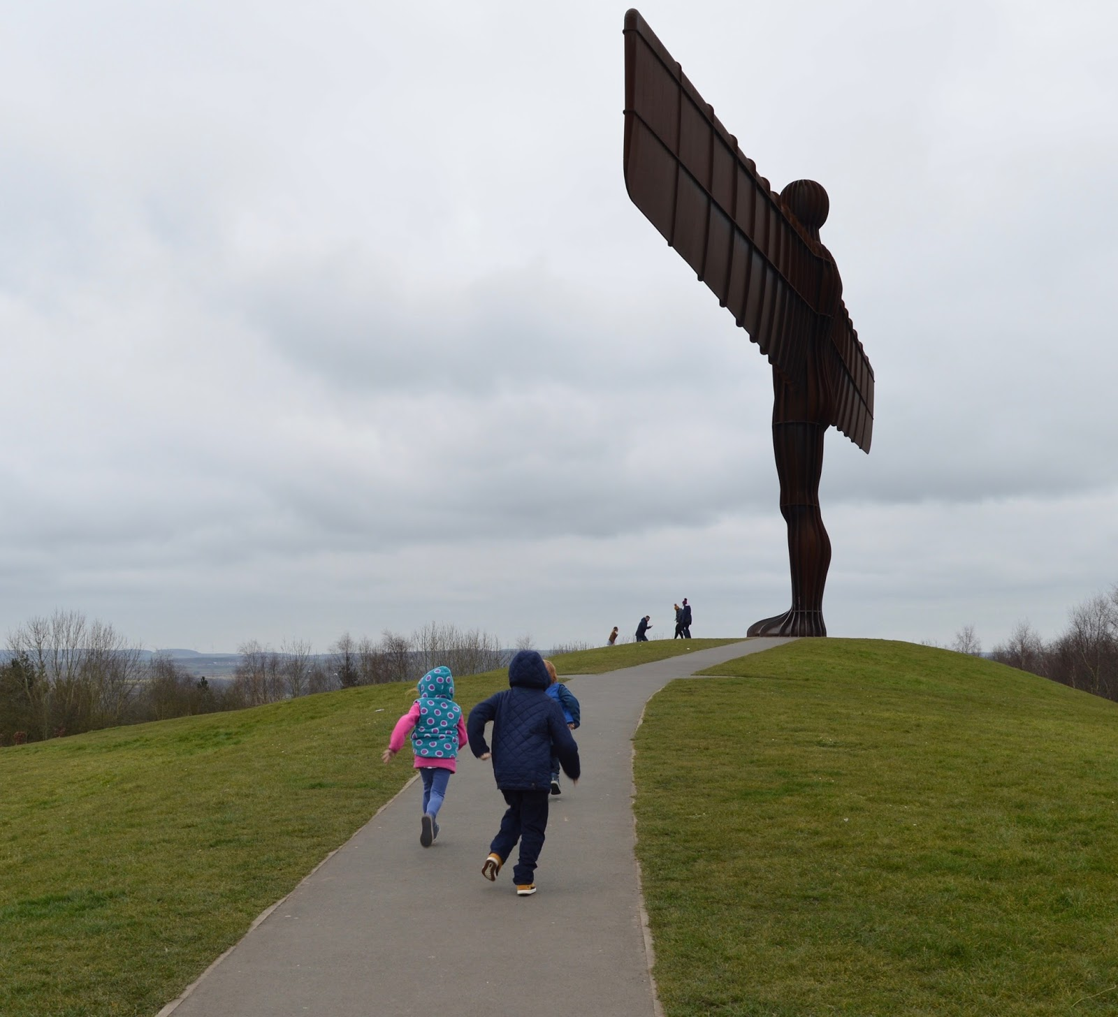A Guide to The Best Family Days Out in the North East including the Angel of the North