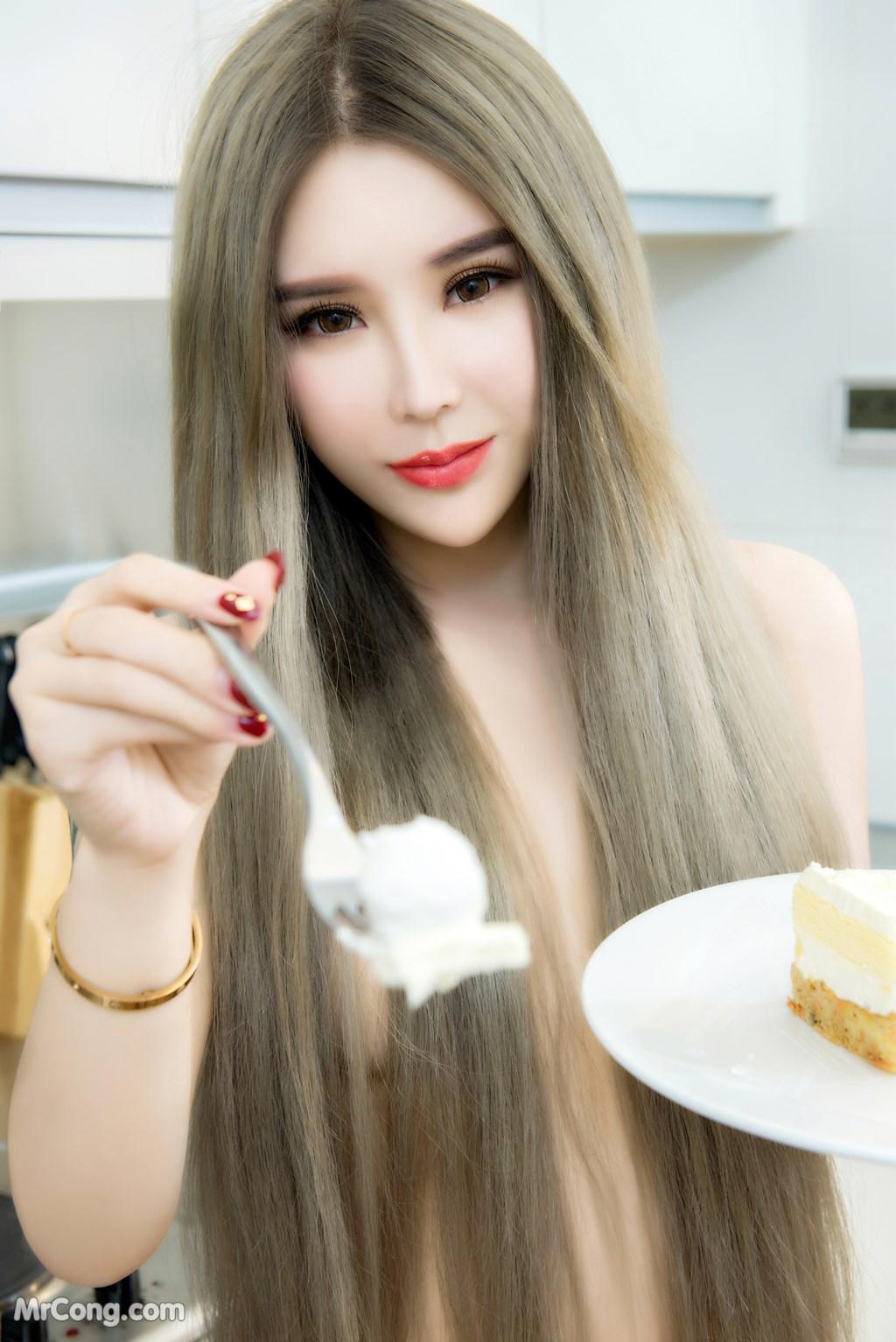 Image SLADY-2017-05-25-No.009-Lisa-Aili-Sha-MrCong.com-007 in post SLADY 2017-05-25 No.009: Người mẫu Lisa (爱丽莎) (58 ảnh)