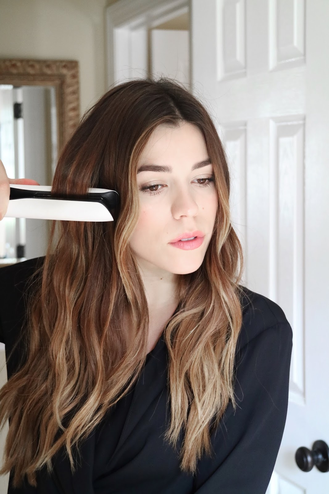 How To: The Modern Messy Wave